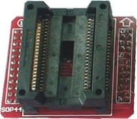 Free Shipping, SOP44 to DIP40 adapter for TL886CS TL886A Programmer IC adapter