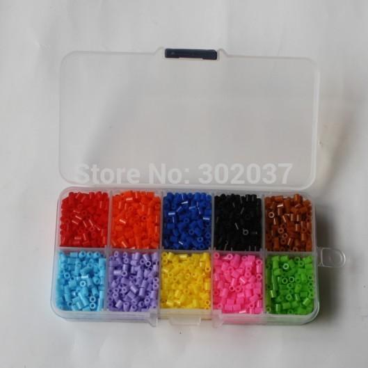 3mm perler hama kralen activiteit kinderen speelgoed t artkal