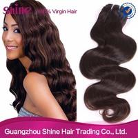 Hot Beauty Top Grade 5a Full Cuticle 3pcs a Lot Cheap Wholesale Body Wave Virgin Brazilian Hair Extension