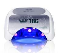 Free shipping :2014 High quality New style 18K 36W nail led lamp,nail uv lamp,18G led nail lamp for nails