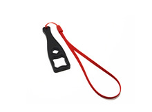 BLACK Plastic Wrench Spanner to Tighten or Loose Knob Nut Screw, with lanyard, for GoPro Hero 3+/3/2/1 Accessories