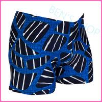 2014 Hot Sale Top Fashion Freeshipping Animal Polyester Spandex Swimsuit Men Masculino 1pcs Man Swimwear Male 's Swimming Trunks