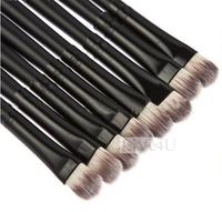 1Pc Eye Shadow Brush Lip Makeup Brush Single Brush for Makeup Tool Black Color Freeshippign 4USW143