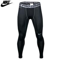 Free Shipping! 2014 Hot NIKE DRI-FIT-Men pants Tight Sport pants Men Outdoor leisure sports pants Sports Trousers