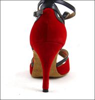 BBS-1AH06-1 Good quality latin dance shoes,latin sandals,ballroom shoes,women latin dancing shoes size4~10.5,heel height4~9cm