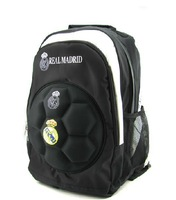 Real Madrid   Best quality  embroidery soccer bags,football soccer backpack,outdoor sports bag, Real Madrid soccer fans bag