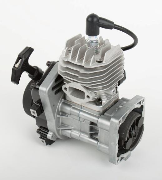 Gas Powered RC Car Engine
