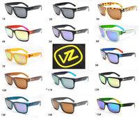 30pcs New Vonzipper frostbyte Elmore Mens Retro VZ sun glasses Sport von zipper Sunglasses 15 styles can choose