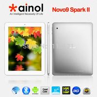 Ainol NOVO 9 Spark II Android 4.2 Tablet PC ATM7039 Quad Core 1.6GHz 9.7 inch Retina 2048x1536 2GB 16GB HDMI