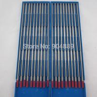 Welding machine accessories 10 pcs Red head thorium tungsten electrode 3.2X150mm tungsten needle / tungsten rod / Solder pin