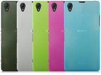 Wholesale 30pcs/lot Transparent PC Hard Case For Sony_xperia Z1 L39h/C6902/C6903/C6906/C6943 Slim Cover Skin Case phone Shell