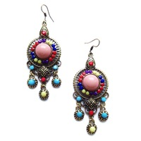 Wholesale earrings 2014 New Arrival Min order $10  fashion women statement Bohemia stud Earrings for women girl earring