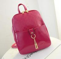 women handbag 2014 Hot sale new high quality vintage  PU leather shoulder bag  multi-function  bag free shipping B204