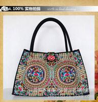 2014 New DESIGUAL Women Handbag Messenger Shoulder Bag Floral Cotton Bags Wholesale Retail Drop Shipping Available