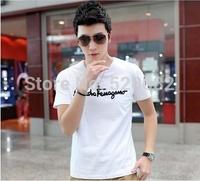 2014 New Men's clothing Summer Short Sleeve Tee Casual T-Shirt Men Tourism Sportswear T Shirt