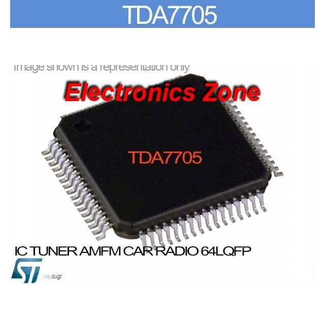 Tda7705 IC тюнер AM / FM