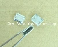 100Pcs Micro USB B Female 5Pin SMT Socket Connector