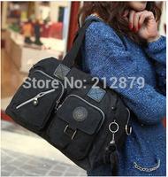 2014 High Quality Handbag,Monkey bag,Waterproof Nylon hand bag,shoulder bag,big Satchels,Brand Women's Bags, FREE SHIPPING