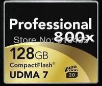 Wholsale 32GB 64GB 128GB CF card  professional compact flash UDMA7 800X  for camera camcorderadn vidieo