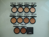 Free shipping DHL 4~6days wholesale (36pcs/lot) makeup new studio fix powder plus make up face foundation NW20~NW58