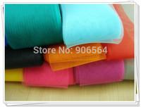 Free ship 35 colors 3.2'' /8cm Crinoline / horsehair braids/ hair accessories/ fascinators craft ,100yards/lot