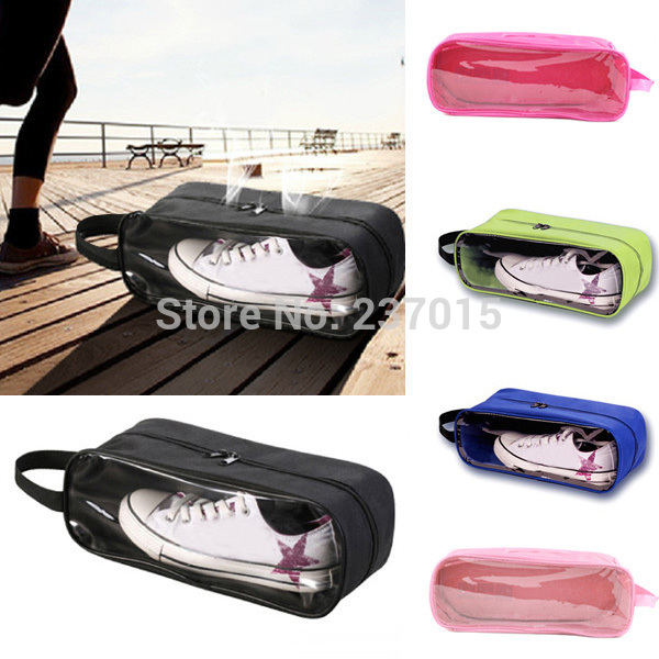 Football Boot Shoes Bag Sports Gym Rugby Hockey Carry Storage Case Waterproof Free Shipping(China (Mainland))