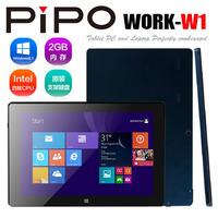 Original PIPO Work W1 Intel Quad Core tablet PC Windows 8.1 with Keyboard Case 10.1'' IPS 2GB 64GB Dual Camera WIFI HDMI OTG