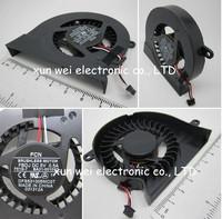 New cpu fan for SAMSUNG NP300 NP300E4A NP300V4A NP300V5A NP305E5A NP200A4B laptop cpu cooling fan cooler DFS531005MC0T