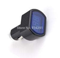 1pcs DC 12V-24V LED Display Cigarette Lighter Electric Voltage Meter tester For Auto Car Battery Drop Shipping
