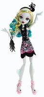 Genuine Monster High doll frights camera action black carpet LAGOONA BLUE original monster hight toy gift for girl free shipping