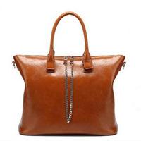 2015 new bolsas European style women bag trendy women leather handbag fashion shoulder bag vintage tote women messenger bags