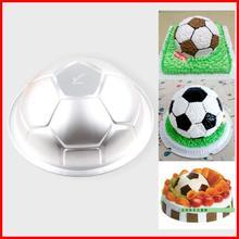 2014 best de futebol em forma Pan Tin Cup Cake Baking Bakeware Cake Decoration ferramenta ferramentas de cozimento para bolos(China (Mainland))