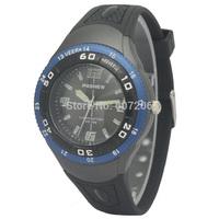 2014 New Style Fashion Design Elegant 30M Water Resistant Analog Digital Men's Sport Diving Watch PSE6-156#