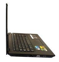 Promotion 14.0 inch Ultrabook Notebook Laptop Computer PC Windows 7 or 8 Intel celeron 1037U 1.86Ghz 4GB RAM 320GB Free Shipping