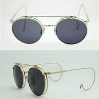 New good ORIGINAL QUALITY Thom browne tb001 vintage classic sunglasses