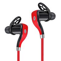 High Fidelity Sound Wireless Foldable Sport 3D Stereo Bluetooth Earphone Headset Running Headphone With MIC, CSR Bluetooth V4.0