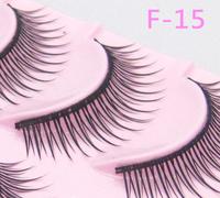 Popular Crisscross False Eyelashes Synthetic Hair  Makeup F-15