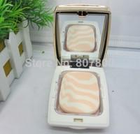 Free shipping wholesale  1pcs/lot  New Arrival Fashion Makeup  Double Whitening  Powder  Luxurious cake makeup durable