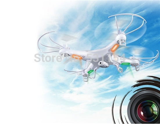 Big Sale SYMA X5C 100% Original TOP Quality High Speed Remote Control RC Helicopter Quadcopter Drone Ar.Drone With HD Camera Toy()