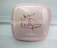 wholesale 5pcs/lot  New Arrival Sweet Makeup  B.B  Powder  Beautifully carved cake makeup durable