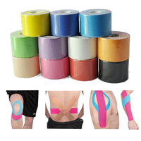 5cm x 5m Kinesiology Kinesio Roll Cotton Elastic Adhesive Muscle Sports Tape Bandage Physio Strain Injury Support