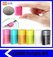 Original Xiaomi Portable Wifi Latest Ultramini Wireless Router XIAOMI Portable WIFI Wireless Router Mobile Wifi Mini USB Wifi