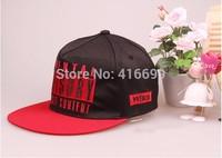 Free shipping Snapback Hat for man  Baseball cap men  for women 2014 fashion baseball cap female hat ,red caps Fashion Popular 1