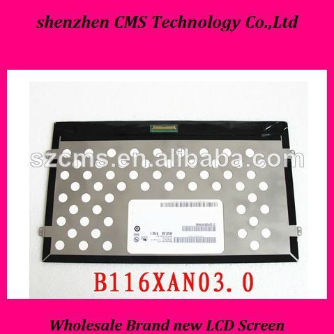 Wholesale Original New laptop lcd screen 11.6 led inch B116XAN03.0 IPS LCD display(China (Mainland))