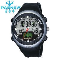 NEW designer top brand hige quality Waterproof  Multifunction Sport Led display analog Digital Quartz Wristwatch PSE13-202#