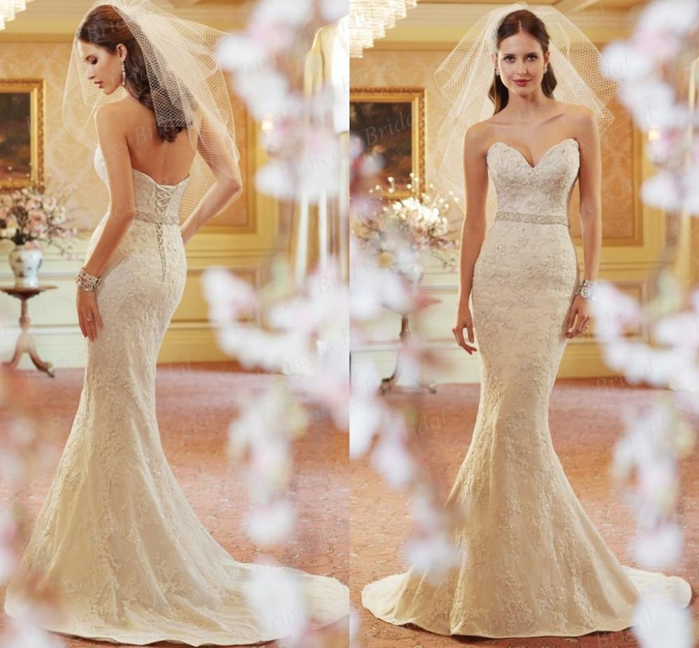 Where will modern dresses - Modern Hippie Wedding Lace Up Court Train Hippie Wedding Dress With