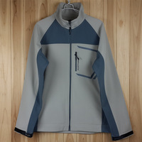 new 2014 fashion brand winter Spring Fleece men and women waterproof, breathable, soft shell jacket, cycling jackets Warm ny46