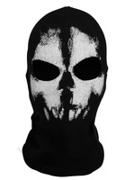 High Quality All Cotton Military Cool Full Face Skull Mask Ghost Mask for Cycling & Cosplay