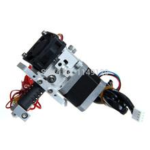Cheap sale JIETAI 0.5mm nozzle 1.75mm filament Assembled Extruder GT7 for 3D printer