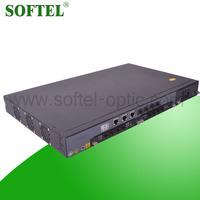 1U Gepon/Epon OLT with 8 ports for FTTH solution/Gepon OLT